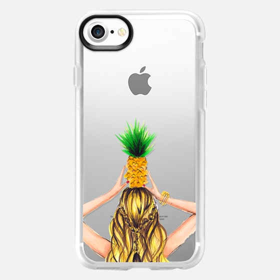 The Pinapple - Wallet Case