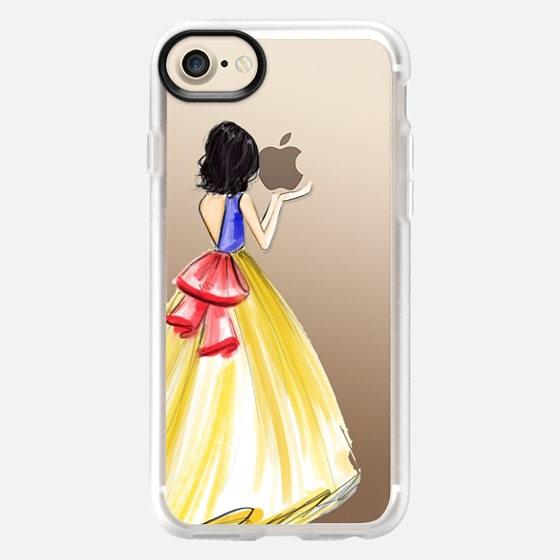 Princess and the Apple - Wallet Case