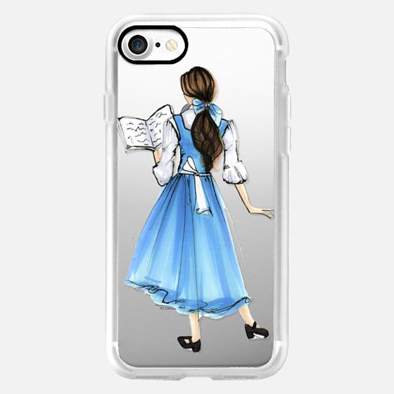 Princess in Blue - Classic Grip Case
