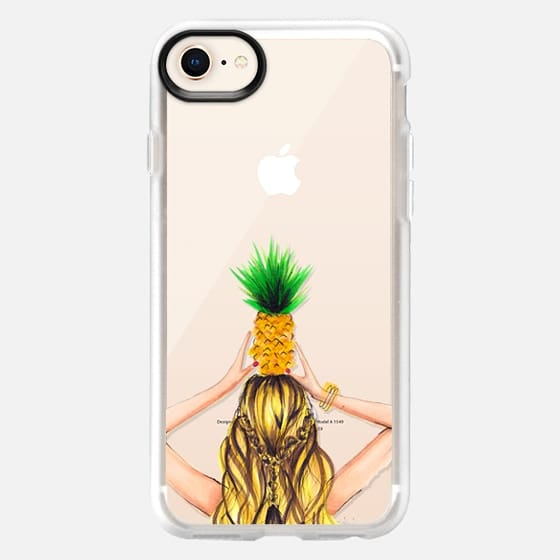 The Pinapple - Snap Case