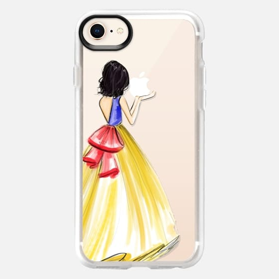 Princess and the Apple - Snap Case