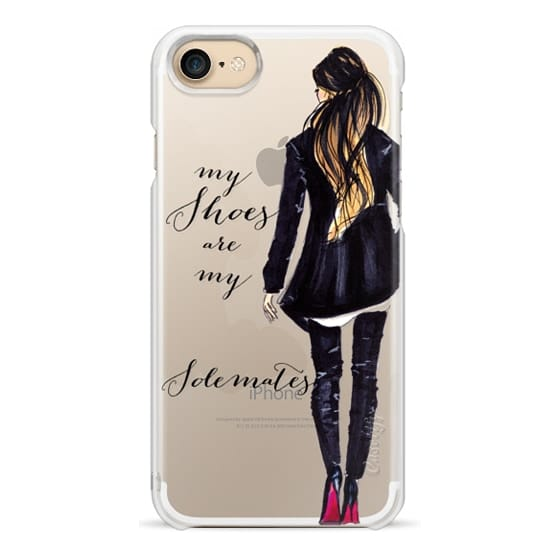 iPhone 7 Cases - My Shoes Are My Solemates