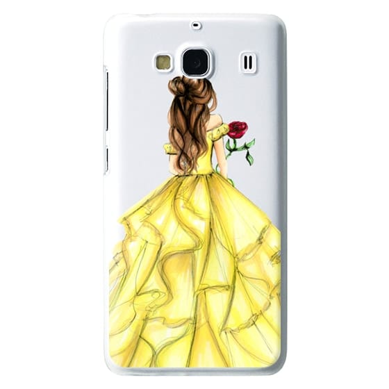 Redmi 2 Cases - The Princess and The Rose