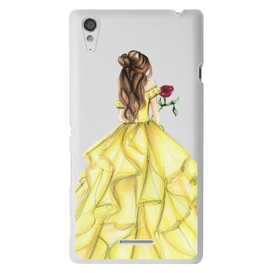 Sony T3 Cases - The Princess and The Rose