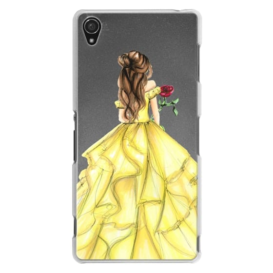 Sony Z3 Cases - The Princess and The Rose