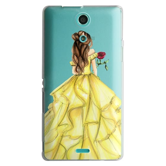 Sony Zr Cases - The Princess and The Rose