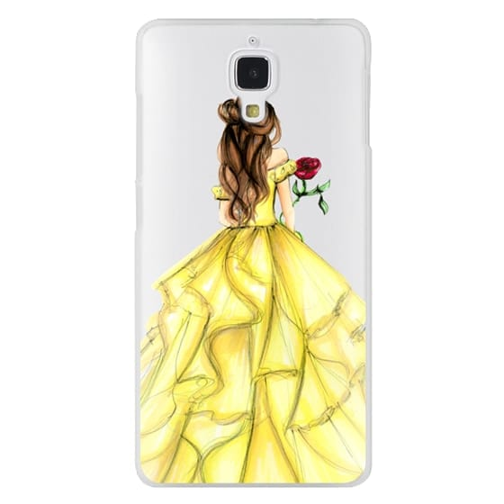 Xiaomi 4 Cases - The Princess and The Rose