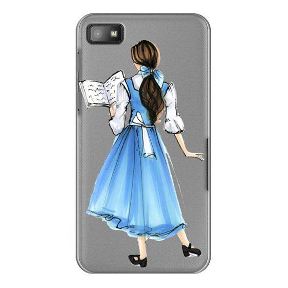 Blackberry Z10 Cases - Princess in Blue