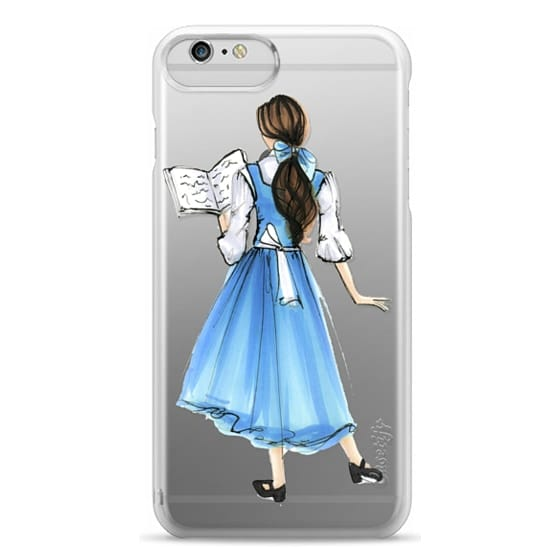 iPhone 6 Plus Cases - Princess in Blue