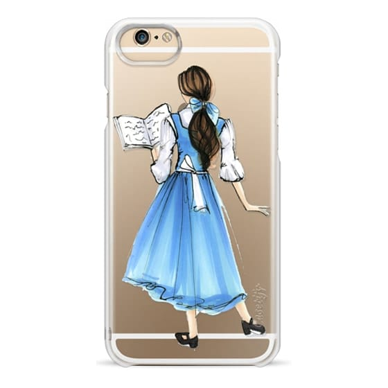 iPhone 6 Cases - Princess in Blue