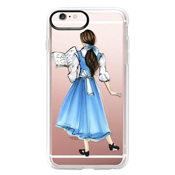 iPhone 6s Plus Cases - Princess in Blue