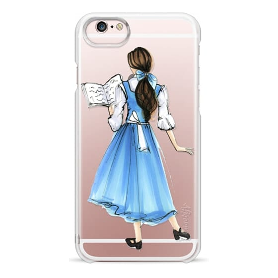 iPhone 6s Cases - Princess in Blue