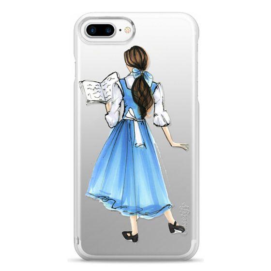 iPhone 7 Plus Cases - Princess in Blue