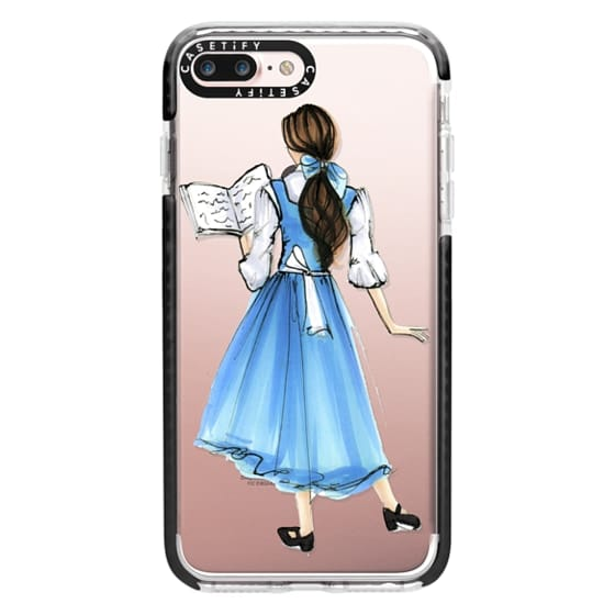 iPhone 7 Plus Cases - Princess in Blue