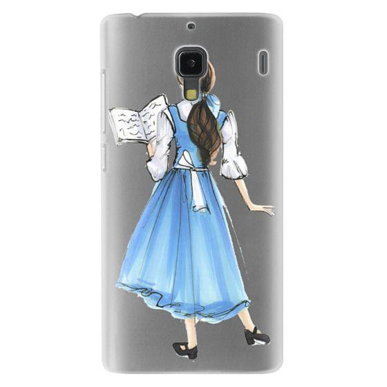 Redmi 1s Cases - Princess in Blue