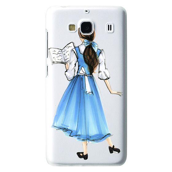 Redmi 2 Cases - Princess in Blue