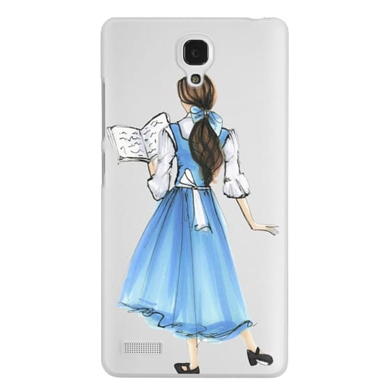 Redmi Note Cases - Princess in Blue