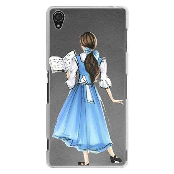Sony Z3 Cases - Princess in Blue