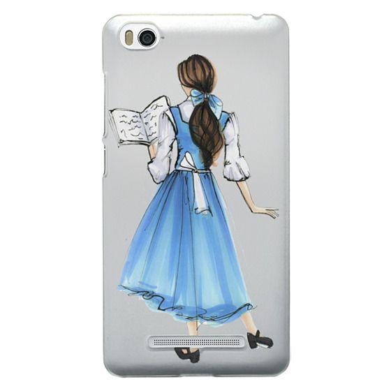 Xiaomi 4i Cases - Princess in Blue