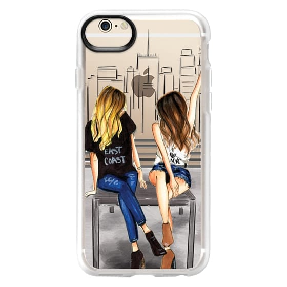 iPhone 6 Cases - cityscape