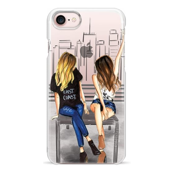 iPhone 7 Cases - cityscape