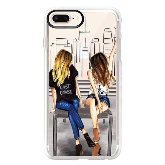 iPhone 8 Plus Cases - cityscape