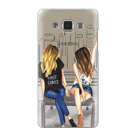Samsung Galaxy A5 Cases - cityscape