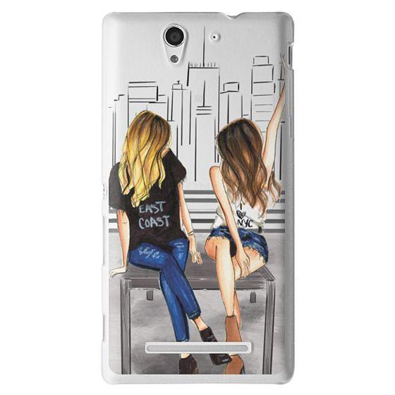 Sony C3 Cases - cityscape