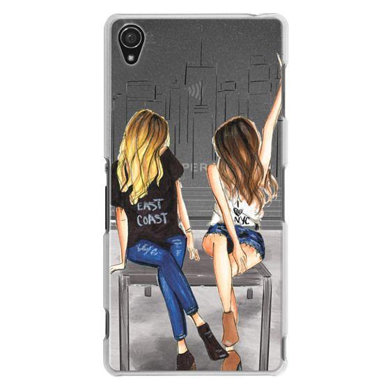 Sony Z3 Cases - cityscape
