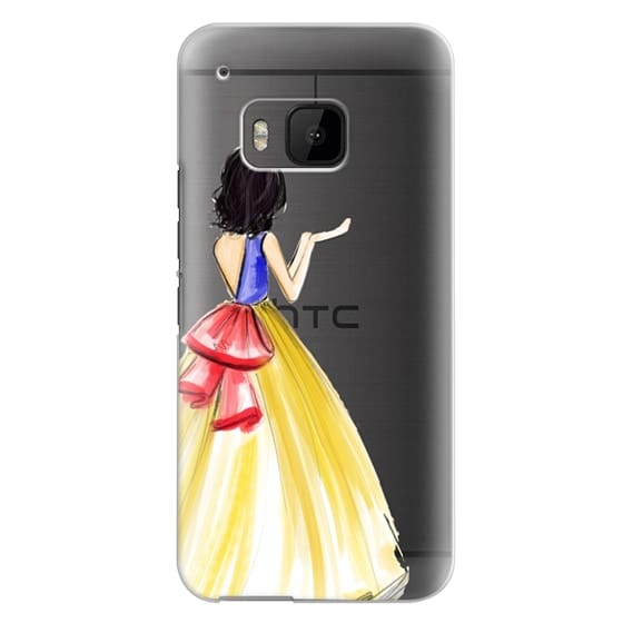 Htc One M9 Cases - Princess and the Apple