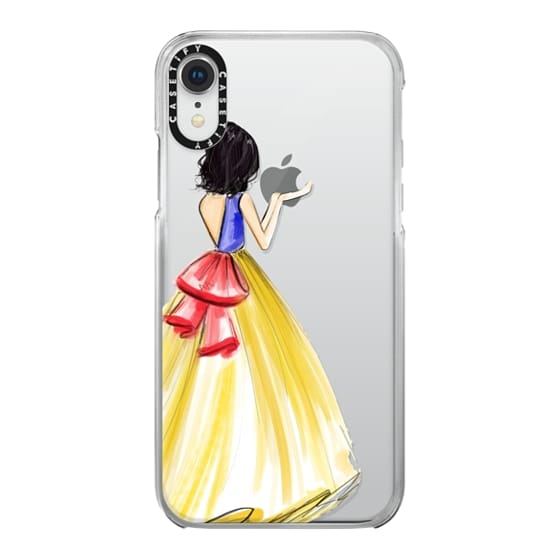 iPhone XR Cases - Princess and the Apple