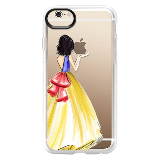 iPhone 6 Cases - Princess and the Apple
