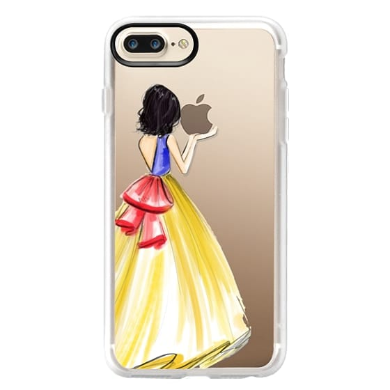 iPhone 7 Plus Cases - Princess and the Apple
