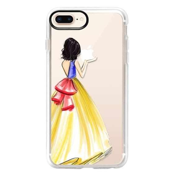 iPhone 8 Plus Cases - Princess and the Apple