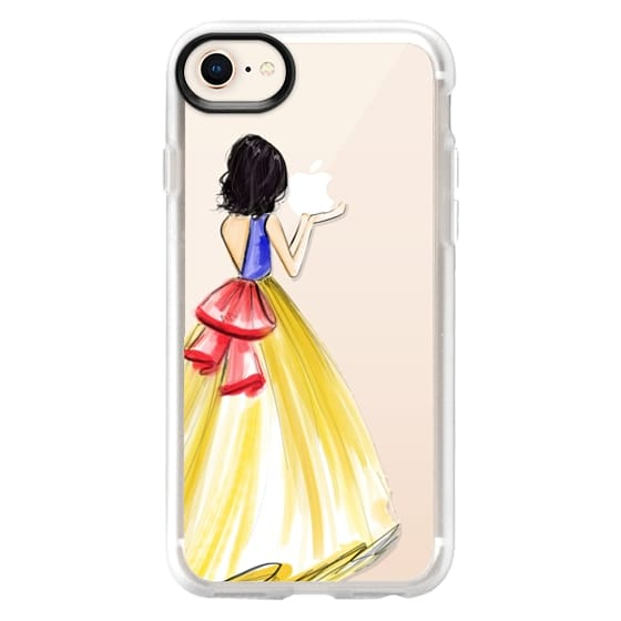 iPhone 8 Cases - Princess and the Apple