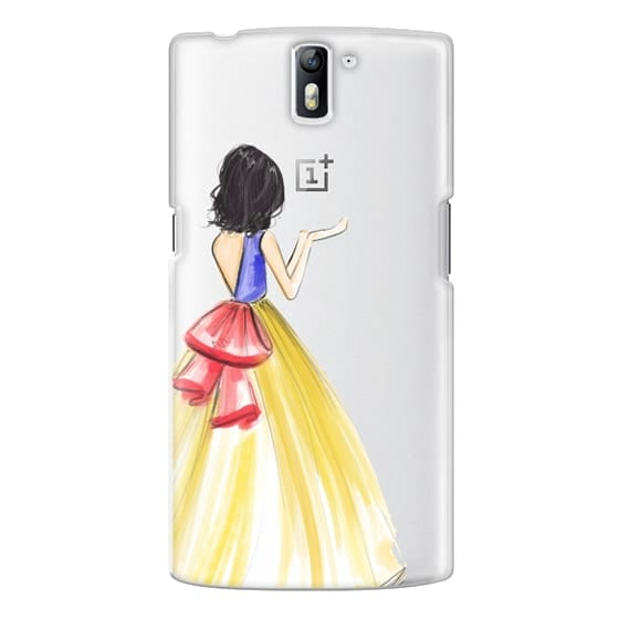 One Plus One Cases - Princess and the Apple