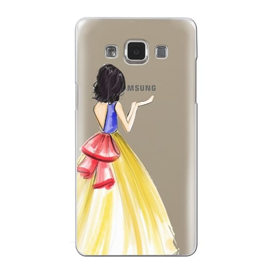 Samsung Galaxy A5 Cases - Princess and the Apple