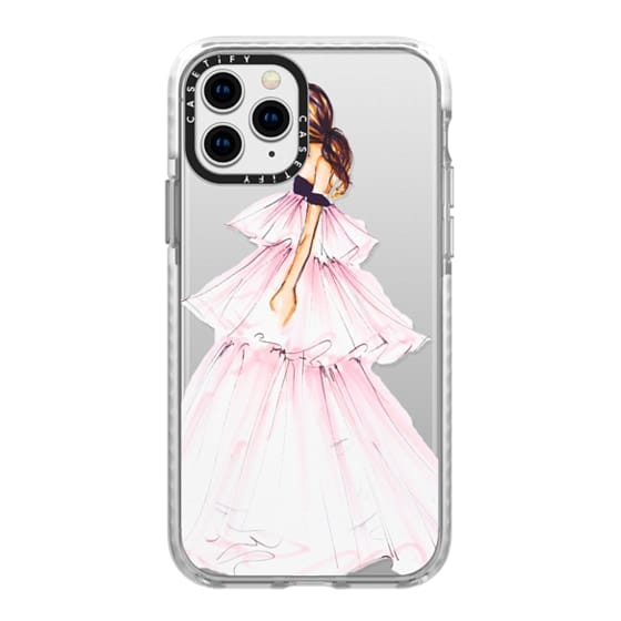 iPhone 11 Pro Cases - The Pink Dress