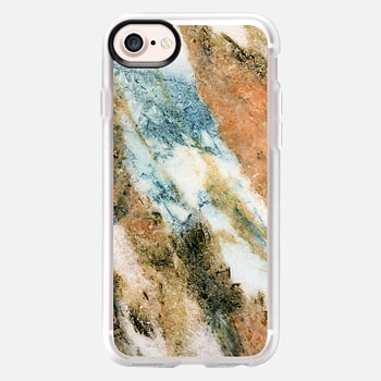 iPhone 7 เคส Exotic Multicolored Marble