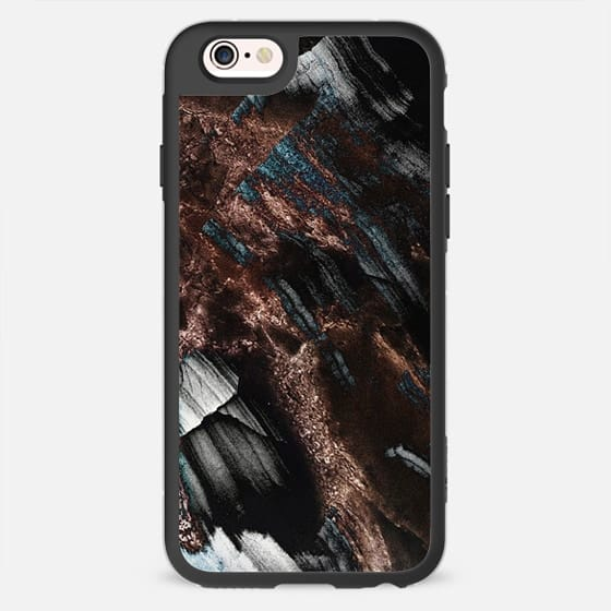 Brown Black Onyx Marble - New Standard Case