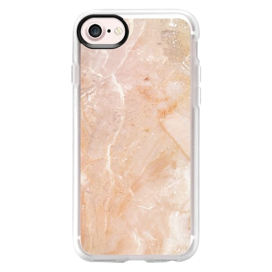 iPhone 7 Cases - Coral Reef Marble