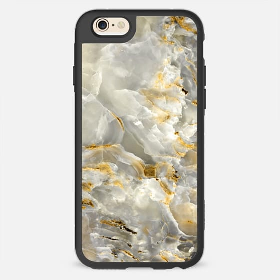 Exotic Gold Marble - New Standard Case