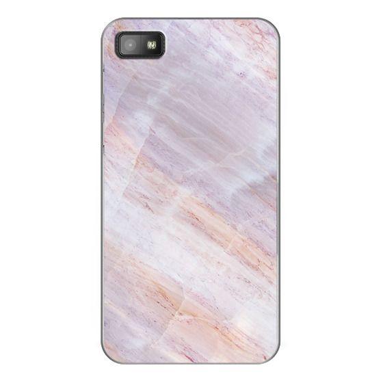 Blackberry Z10 Cases - Charoite Purple Marble Stone