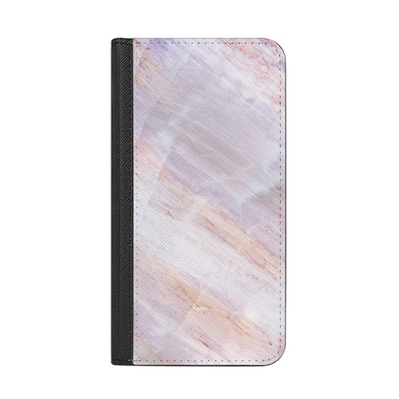 iPhone X Cases - Charoite Purple Marble Stone