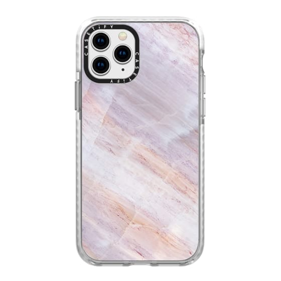 iPhone 11 Pro Cases - Charoite Purple Marble Stone