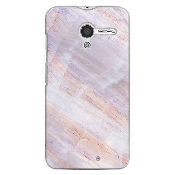 Moto X Cases - Charoite Purple Marble Stone