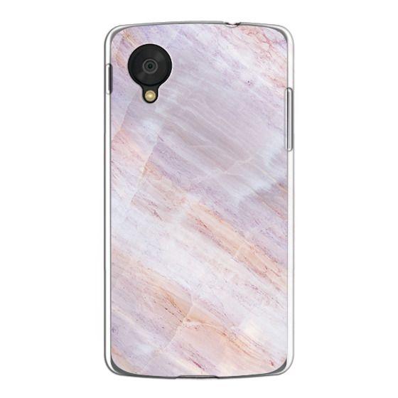 Nexus 5 Cases - Charoite Purple Marble Stone