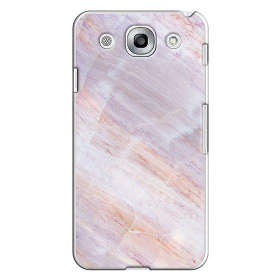 Optimus G Pro Cases - Charoite Purple Marble Stone