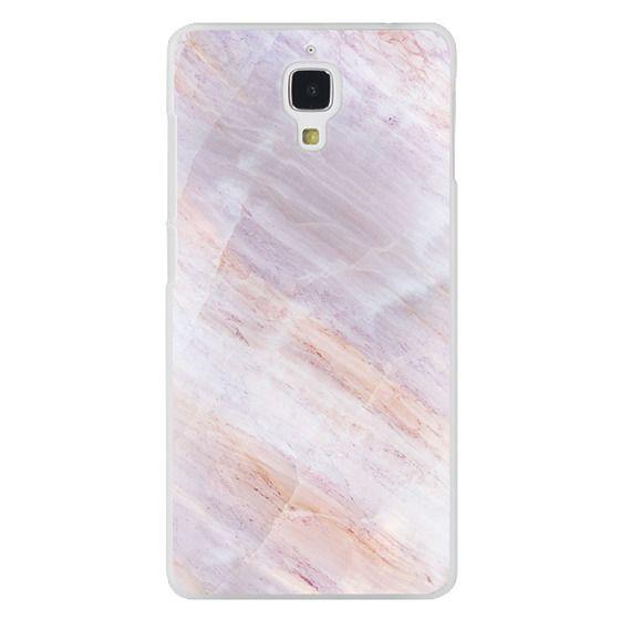 Xiaomi 4 Cases - Charoite Purple Marble Stone
