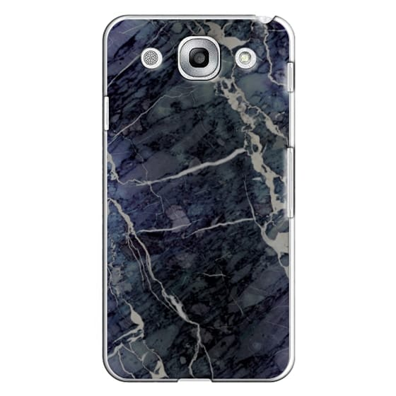 Optimus G Pro Cases - Blue Stone Marble